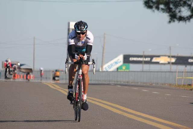 Marko Baloh začel sezono z zmago in rekordom na 24-urni kolesarski dirki 'Sebring 24h'
