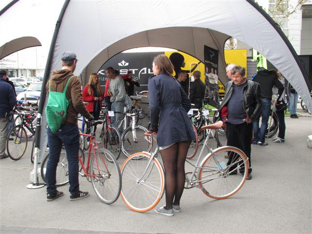 Sejem (rabljenih) koles v BTC