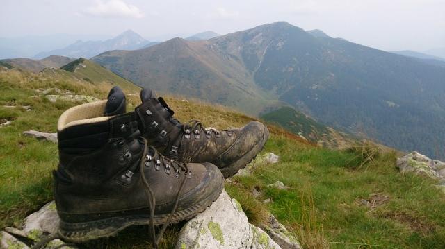 Kako pravilno skrbeti za vaše pohodniške čevlje?