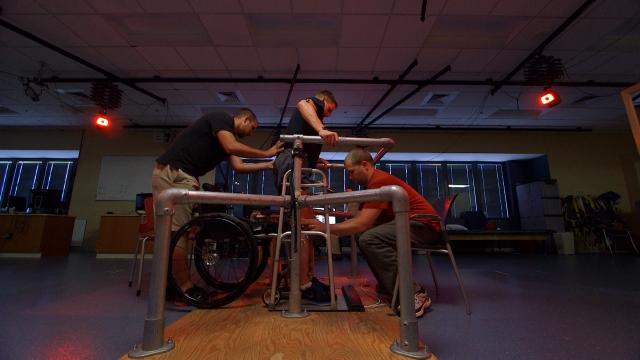 Fundacija za raziskovanje hrbtenjače Wings for Life in fundacija Christopher & Dana Reeve sta združili svoje moči