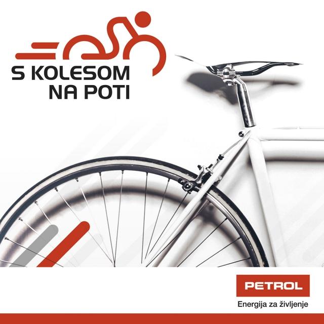 S kolesom na poti