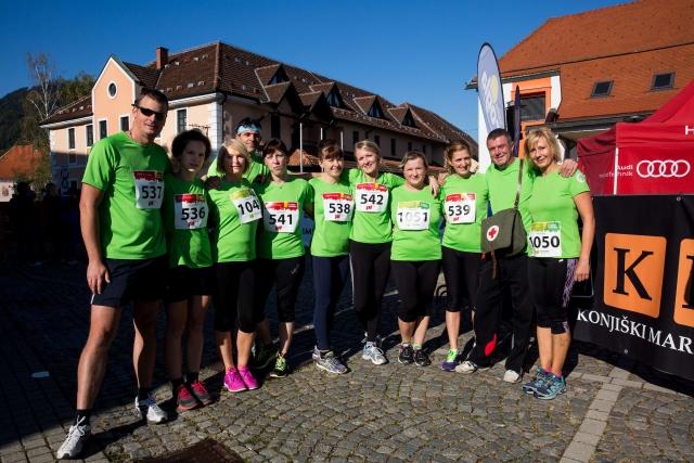 Največja skupinska prijava Konjiškega maratona dobi nagrado!