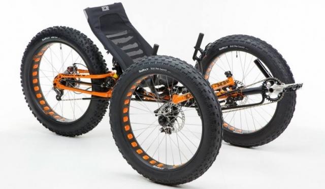 Najbolj zanimivi kolesarski izumi leta 2014 (foto)