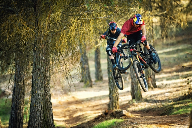Prevetrena kolekcija koles Trek 2017