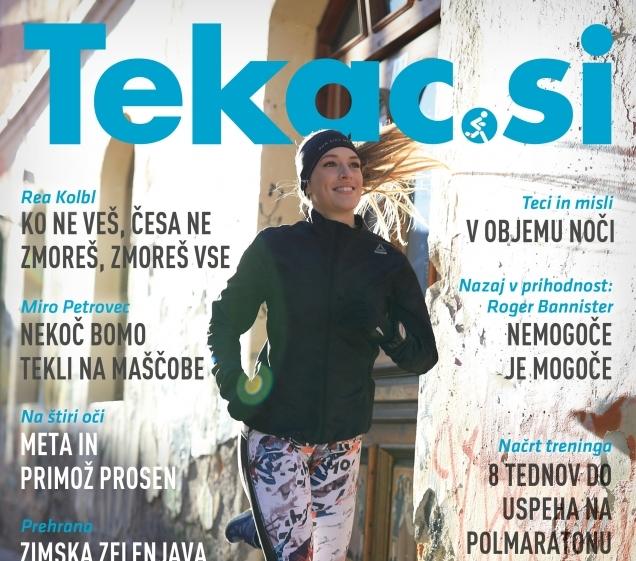 Koristna funkcionalna vadba - revija Tekac.si 02-03