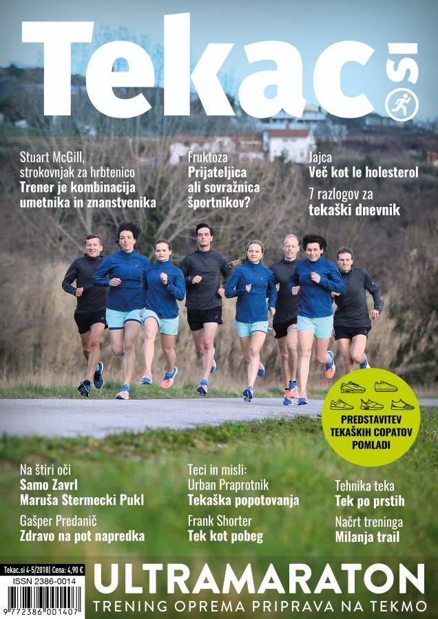 Ne fasada pomembna je notranjost - revija Tekac.si 04-05