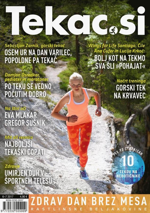 Izberite tek - revija Tekac.si 06-07