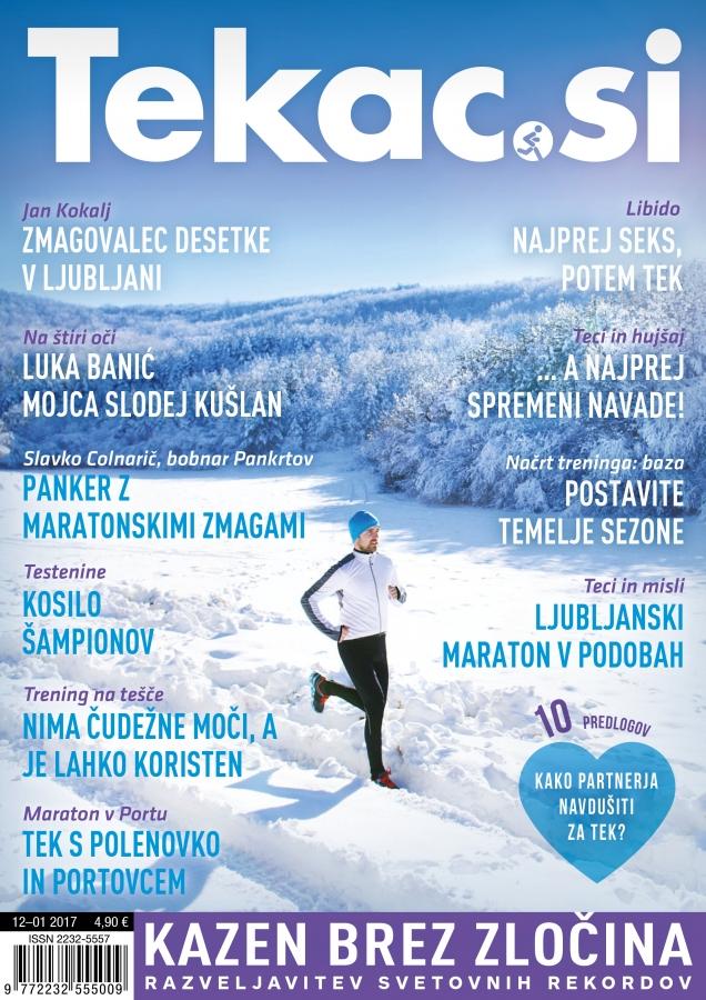 Teci in misli - revija Tekac 1201/2017