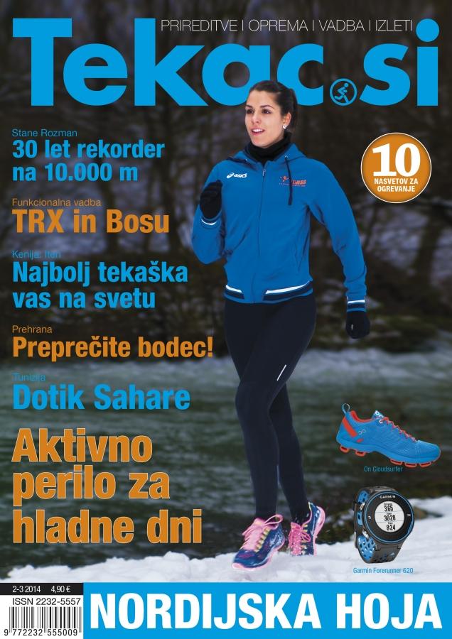 10.000 metrov je preprosta disciplina - Revija TEKAC (02-03)