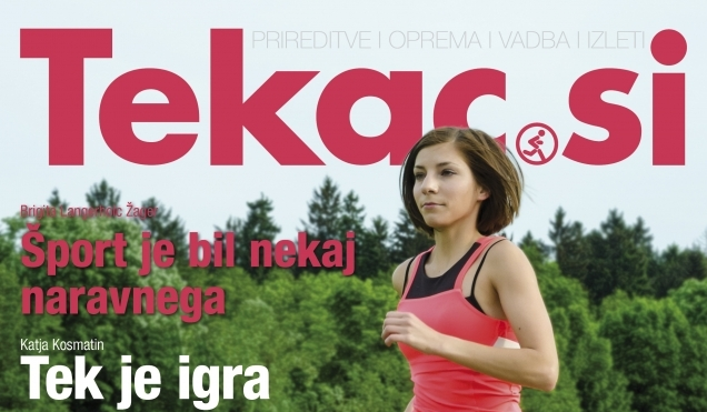 Tek je zabava - revija Tekac.si 06-07