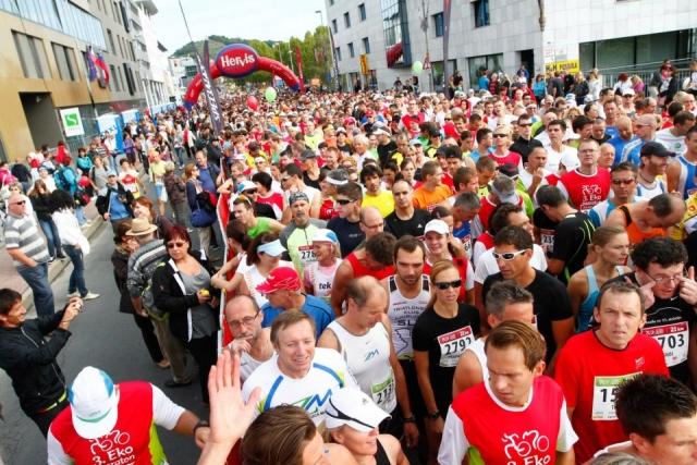 Iztekajo se cenejše prijave na 4. EKO maraton