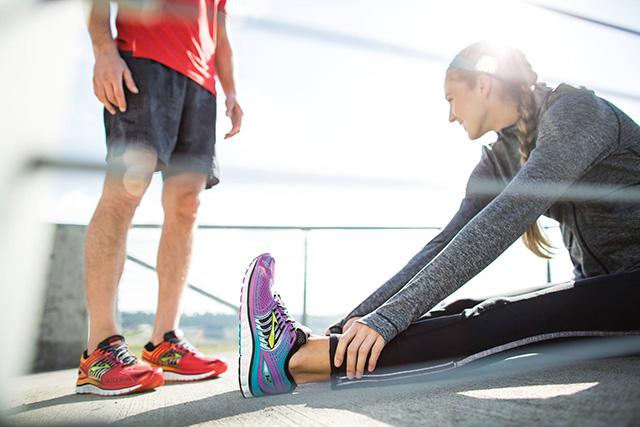 3 stvari, ki jih morate narediti pred začetkom treninga