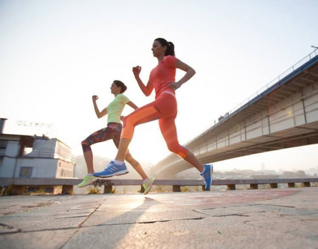 Maratonski ritem lažje vzdržujejo ženske!