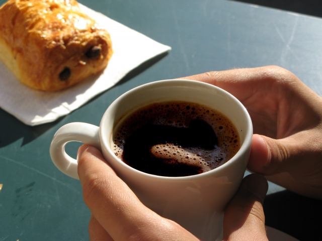 Kofein in ogljikovi hidrati