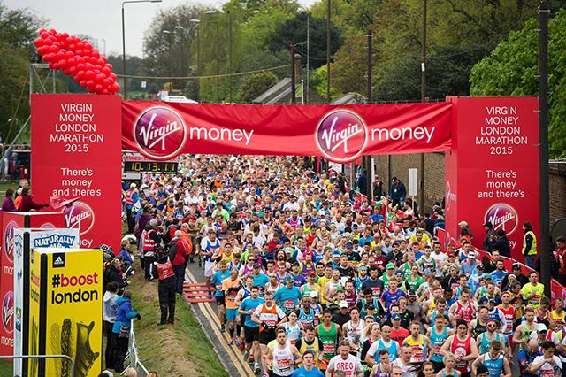 Je na Londonskem maratonu res teklo največ dopingiranih tekačev?