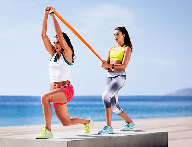 Kako si okrepiti mišice nog in sklepe