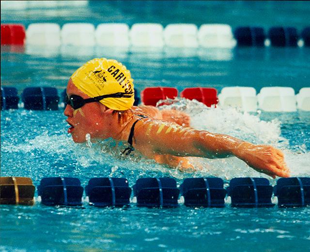 Plavanje za regeneracijo in krepitev telesa