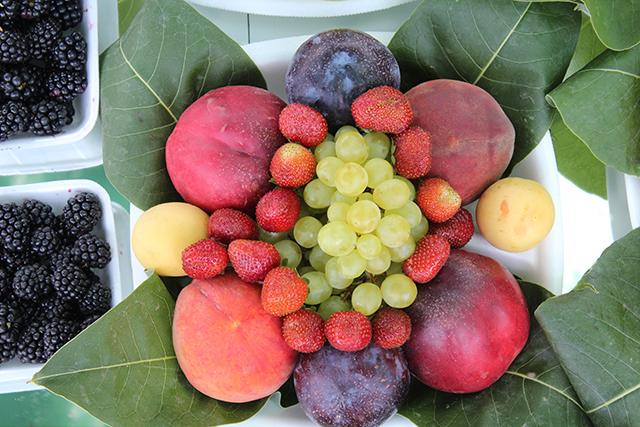Lahko jeste sadje, če želite shujšati?