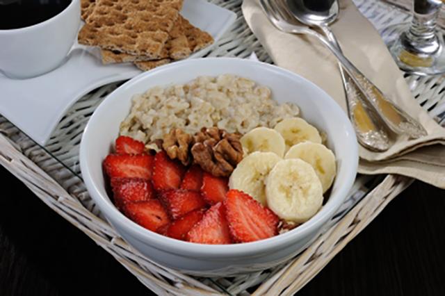 Kakšen zajtrk zaužiti pred maratonom
