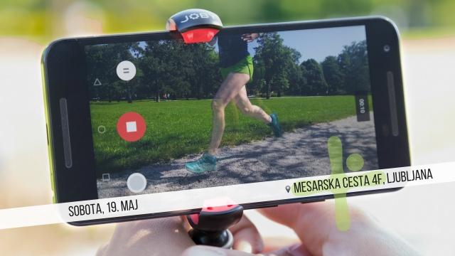 TEKAŠKA DELAVNICA: Razbijamo mite o tekaški tehniki in tekaških copatih!