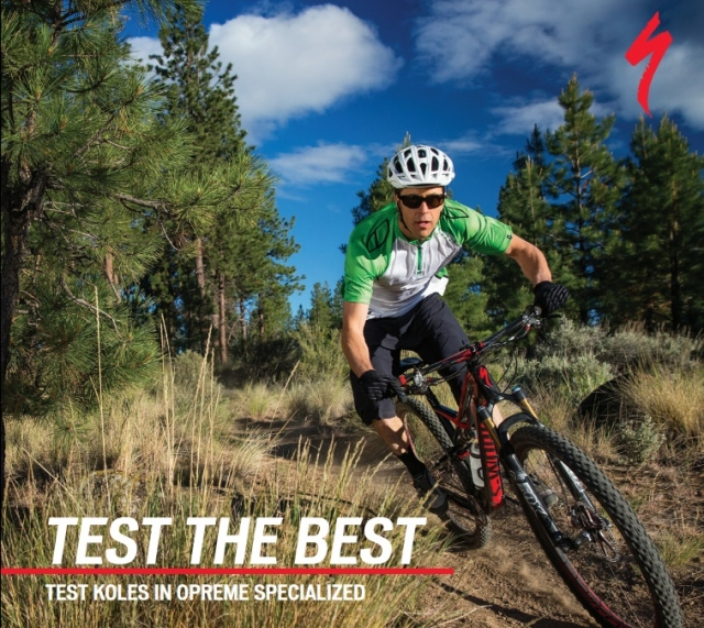 Začenja se 'TEST the BEST' 2015