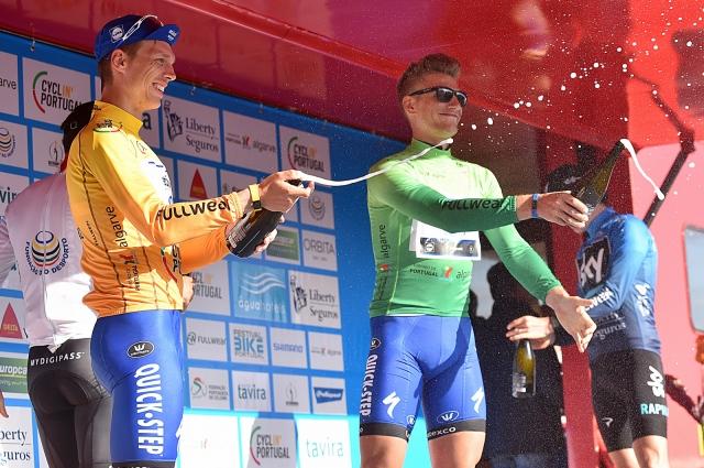 Neustavljiva Hagen in Kittel, sezono začel Simon Špilak, Primož Roglič ostaja 6.