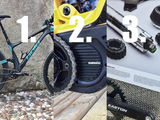 Top 3 Bike festivala Riva del Garda
