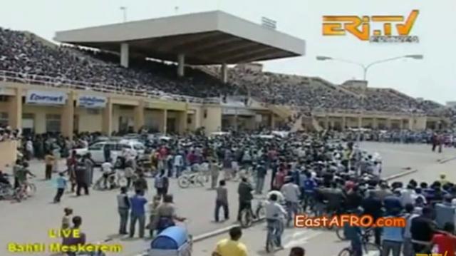 Eritreja: Izjemen sprejem za njihova junaka Toura (VIDEO)