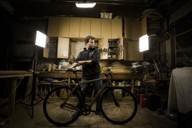 Tratarjeva kolesa na Kickstarterju zelo uspešna, začenja se izdelava