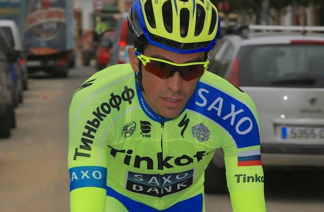 Grega Bole tretji v Španiji, Contador ugnal Frooma