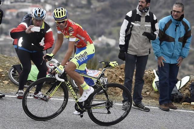 Alberto Contador prepričljivo boljši od Frooma tudi na vzponu. Desetinke odločile zmagovalca