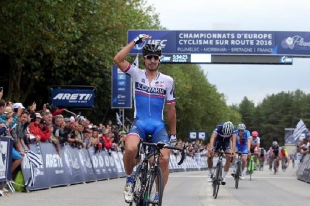 Peter Sagan evropski prvak!
