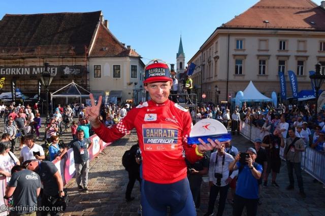 Sivcovu dirka po Hrvaški, Domen Novak najboljši Slovenec