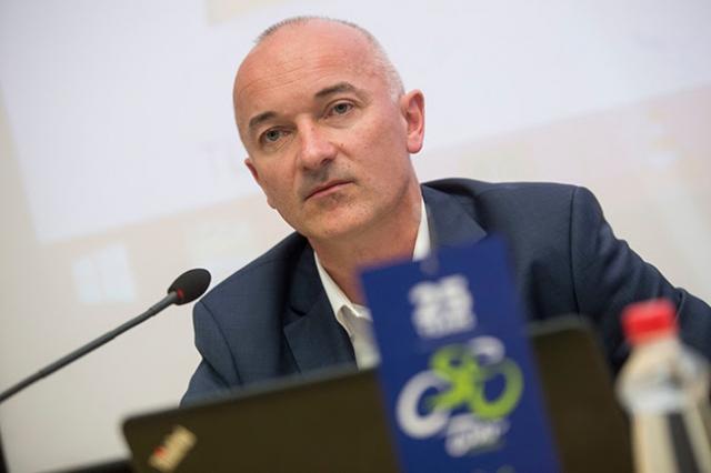 Dirka po Sloveniji: Kronometer,