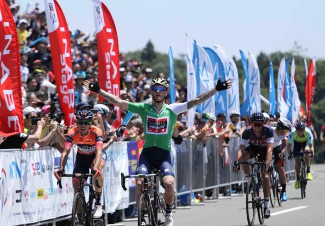 Grega Bole kot vodilni dobil še etapo!