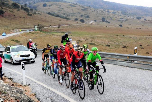 Domen Novak bežal do 5. mesta, Valverde dobil boj
