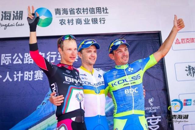 Matej Mugerli in Marko Kump z izjemnim izkupičkom s Kitajske