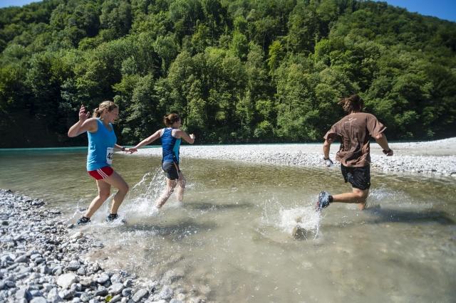 Trije sončni izzivi na Soča outdoor festivalu