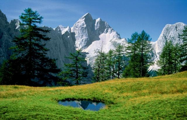 Lonely Planet: Leta 2018 je nujno obiskati tudi Julijske Alpe