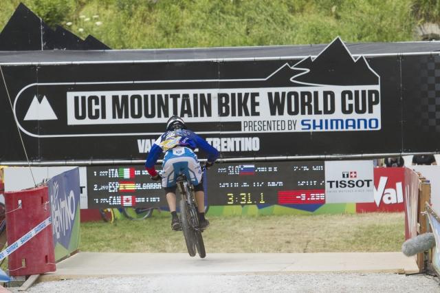 Iz Val di Sole gorski kolesarji s kar tremi medaljami