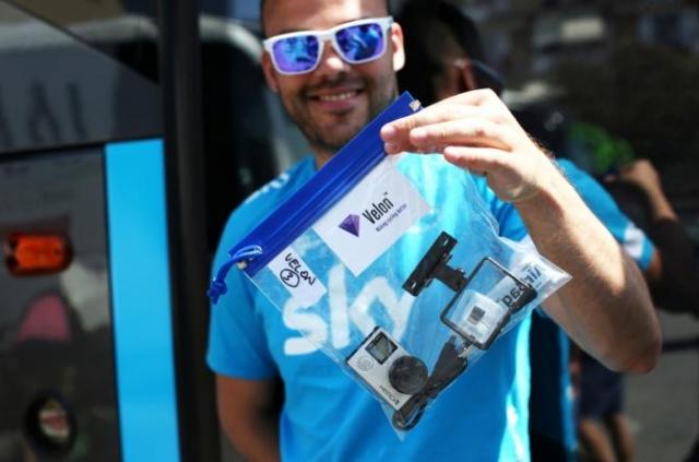 GoPro kamere spet na Touru, tokrat tudi s sliko v živo