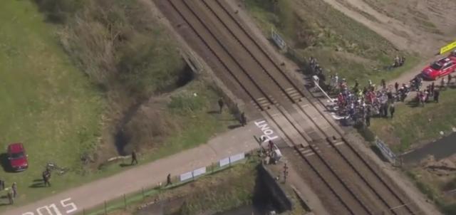 Luca Paolini: To je Roubaix, se ne bi mogli dogovoriti z železnicami?