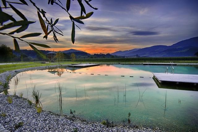 Ste se že kopali v edinem biološkem bazenu v Sloveniji?