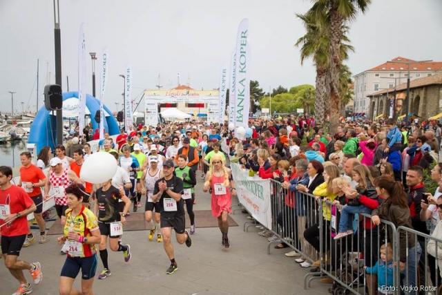 Banka Koper 2. Istrski maraton