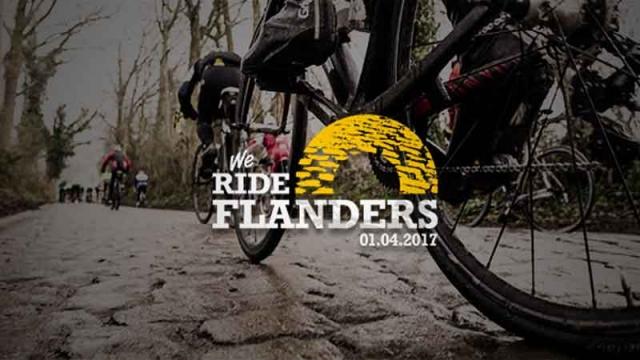 We ride Flanders: Ekstaza na tlakovcih