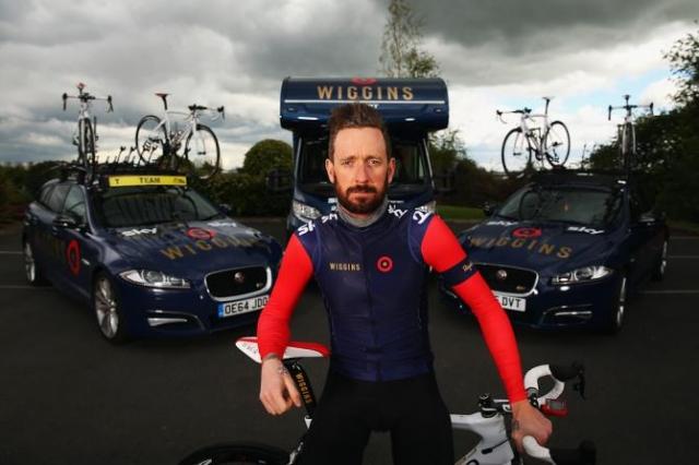 Bradley Wiggins v Yorkshireju prvič proti Skyu