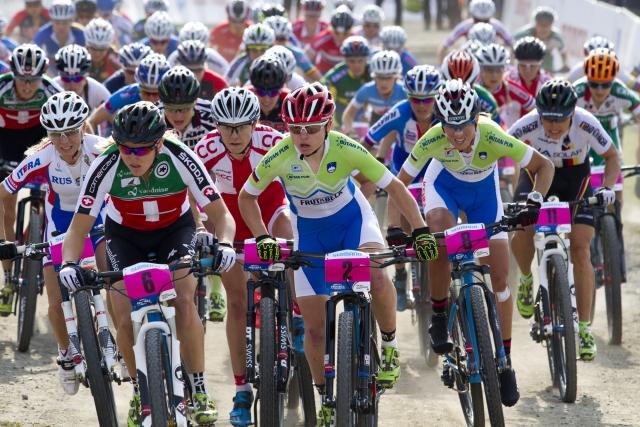 SP v gorskem kolesarstvu: Izjemen uspeh s kančkom grenkobe