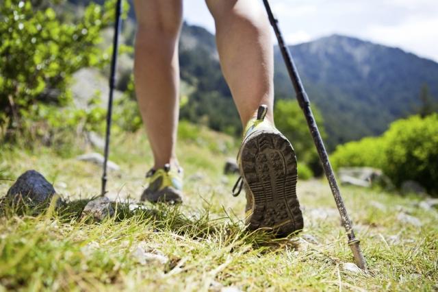 Pohodniški nasveti: Kako izbrati prave pohodniške palice?