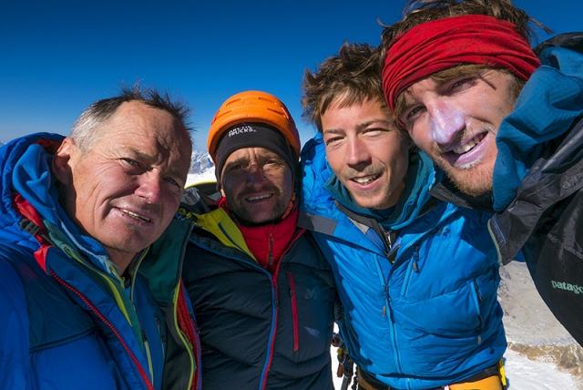 Zlati cepin 2016 tudi slovenskima alpinistoma