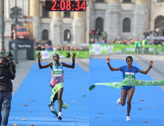 Kenijec Marius Kimutai za 14 sekund zgrešil rekord proge